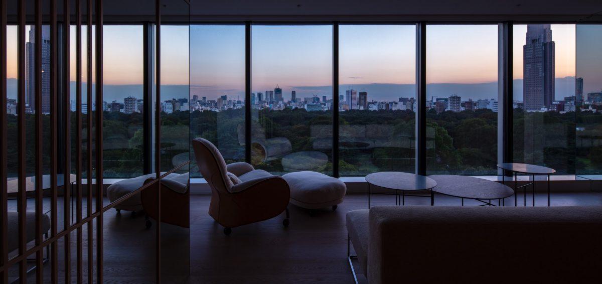 Infinity House by Keishin Hirokoshi